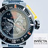 限定 INVICTA 腕時計 Star Wars スターウォーズ ブラック 52mm ダースベイダー インビクタ クォーツ メンズ