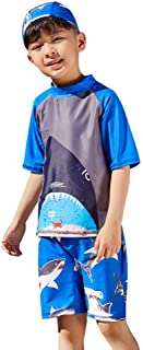 Getupp 水着 子供 男の子 2-8歳 伸縮性 通気性 スイムウェア 入園 入学 紫外線カット 海辺 海水浴 プール 旅行
