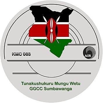 Tunakushukuru Mungu Wetu