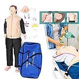 SHUAI CPR Addestramento di Pronto Soccorso Manichino per Addestramento alla RCP Manichino ...