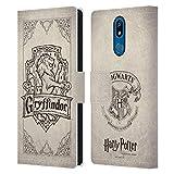 Official Harry Potter Gryffindor Parchment Sorcerer's Stone