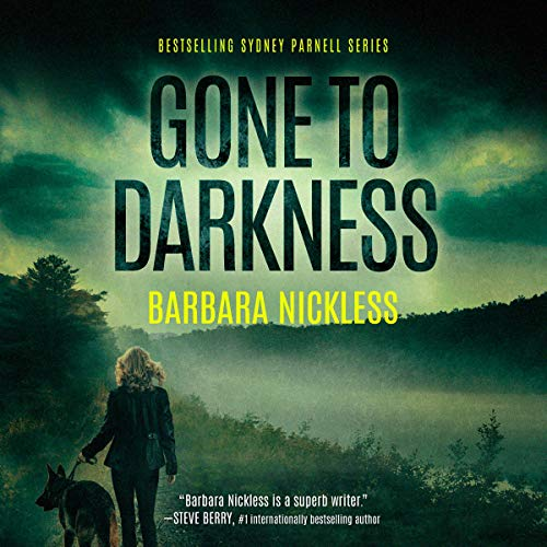Gone to Darkness audiobook cover art