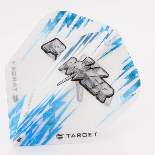 5 x Sets of Target Phil Taylor Vision Edge Standard wei§ Dart Flights