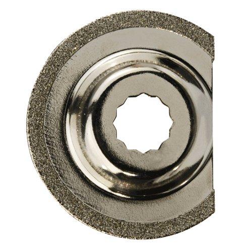 Rockwell RW9128 Sonicrafter 2-1/2-Inch Diamond Coated segment saw blade, 1-Piece