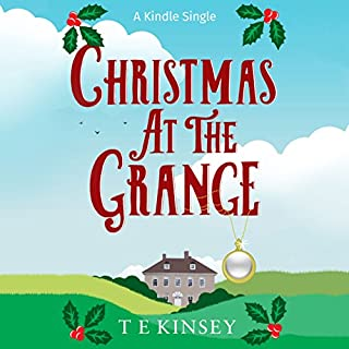 Christmas at The Grange cover art