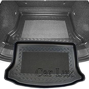 Car Lux AR01603 Alfombra Cubeta Protector cubre maletero a medida con antideslizante para clase R