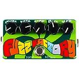 Z.Vex Fuzz Factory Handpaint · Pedal guitarra eléctrica