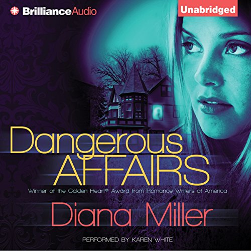 Dangerous Affairs audiobook cover art