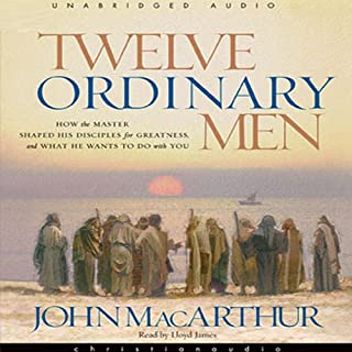 Twelve Ordinary Men cover art