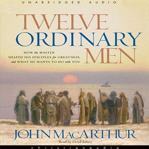 Twelve Ordinary Men audiobook cover art