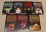 7 Book Collection Origami Yoda Series