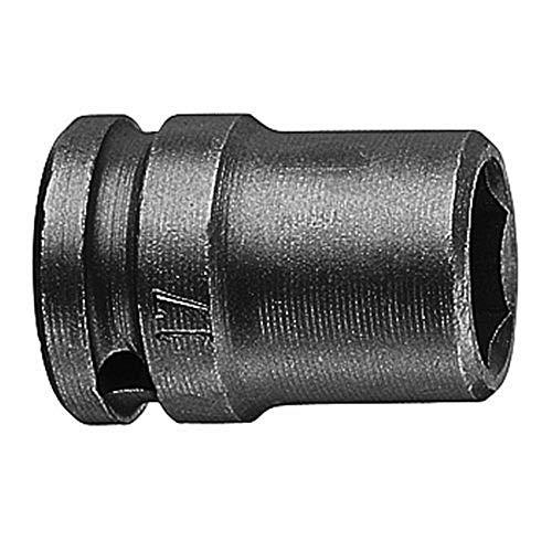 Bosch Professional 1608557067 Bosch 1608557067-Vaso impacto 1 55x54mm x75mm, Gris, 55 x 70 x 54 mm