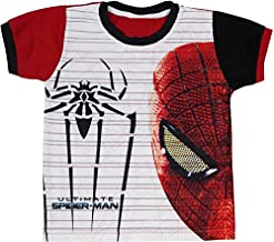 ICABLE Marvel Boys Printed T-Shirts 100% Cotton Made in India