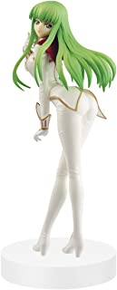 Banpresto Code Geass Lelouch of The Rebellion Exq -C.C.Pilot Suit- Prize Figure
