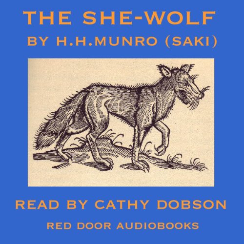 The She-Wolf cover art