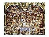 The Poster Corp Michelangelo Buonarroti – Sixtinische