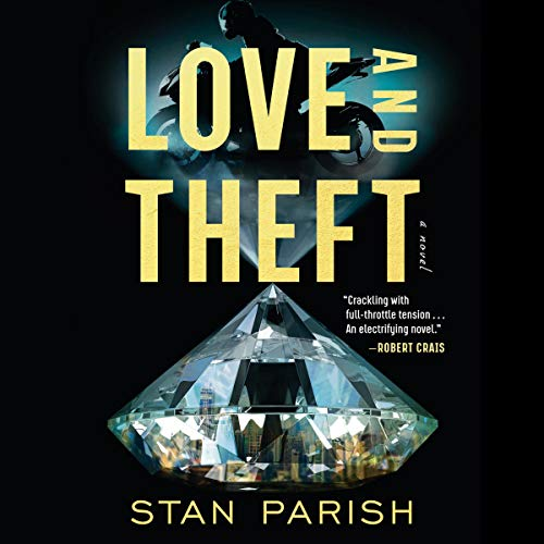 Love and Theft audiobook cover art