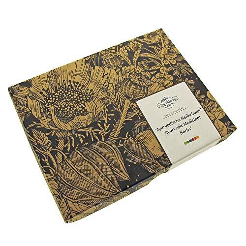 Hierbas medicinales ayurvédicas - Kit regalo de semillas