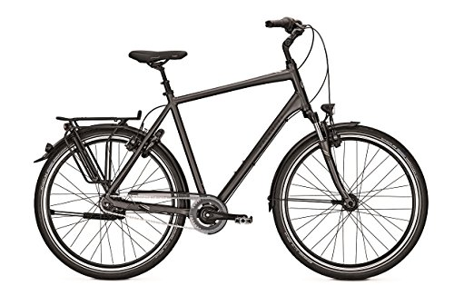 Kalkhoff Image XXL 8R City Bike 2017 (Schwarz, 28