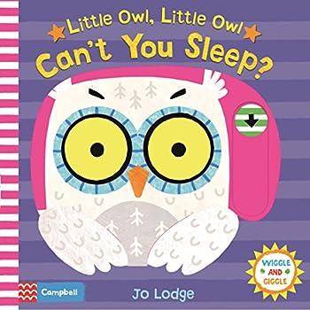 Board book Little Owl Little Owl Can't You Sleep Book