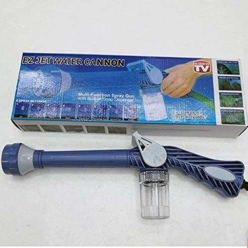 Jian Tuinspuitpistolen, mondstuk, tuin-spuitpistool, afneembare drukautowasmachine, sneeuwschuimspuitpistool, autogereedschap, waterpistool, tuinslang