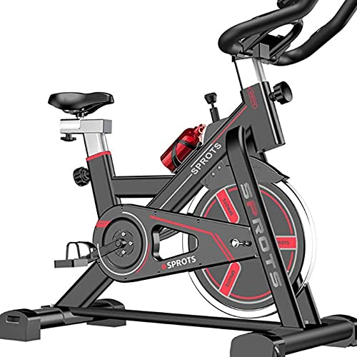 Bicicleta giratoria ultra silenciosa Pérdida de peso Ciclismo Bicicleta estática Interior Doméstico Deportes estacionarios Equipos de gimnasia Bicicleta Absorción de impactos E (Deporte de interior)