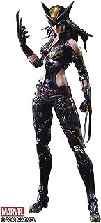 Square Enix Marvel Universe Variant Play Arts Kai X-23 Action Figure