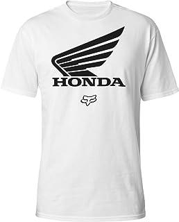 Fox Racing 2020 Honda T-Shirt (X-Large) (Optic White)