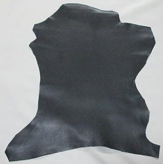 シェーブル(ゴート/ヤギ革)一枚皮フル(30ds~45ds) orage(ダークグレー)
