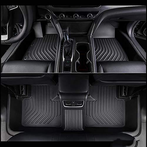 MNBX Alfombrillas de Coche 3D para Chevrolet Cavalier 2016-2019 All Weather Revestimientos de Suelo a Medida Alfombra de Cubierta Completa Personalizada Impermeable Antideslizante Inodoro Goma