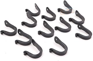 Best small wrought iron hooks Reviews