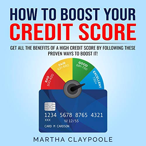 Couverture de How to Boost Your Credit Score