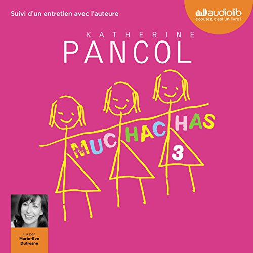 Muchachas 3 audiobook cover art