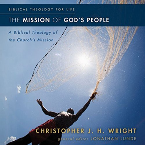 The Mission of God's People audiobook cover art