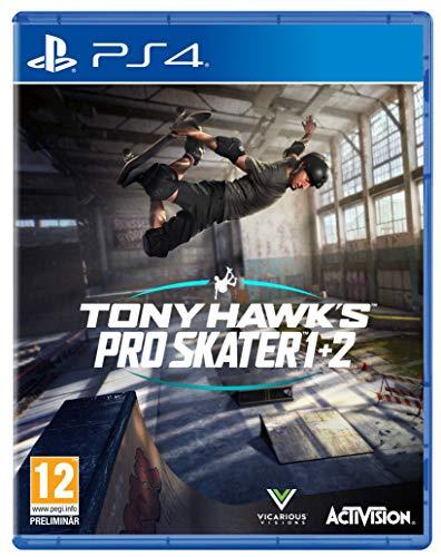 Tony Hawks Pro Skater 1 und 2 (deutsch spielbar) + PSX Retro Keychain