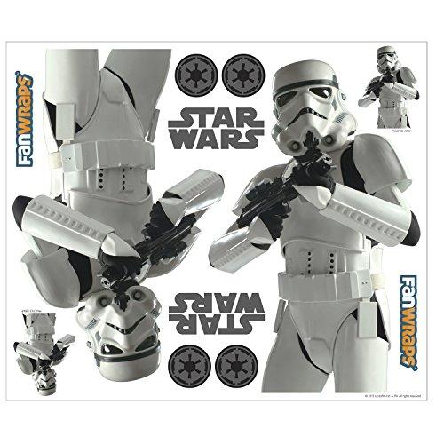 FanWraps Star Wars Stormtrooper Vehicle Wrap Kit, X-Large