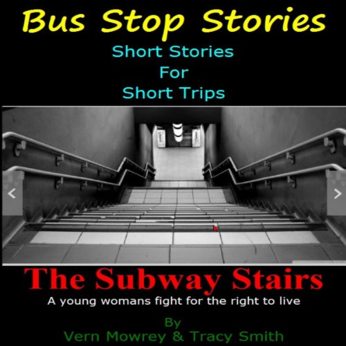 The Subway Stairs audiobook cover art