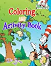Dr.Seuss Coloring & Activity Book: Coloring Book With Unofficial High Quality Images For Kids And Adults