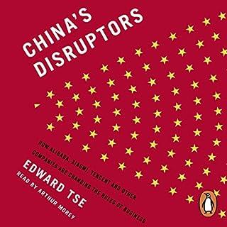 China's Disruptors cover art