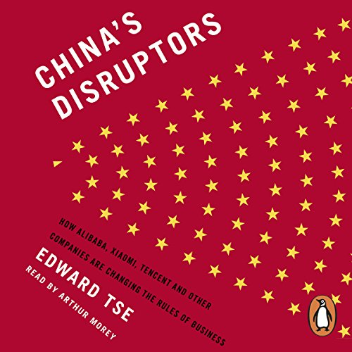 China's Disruptors audiobook cover art