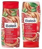 Farb Glanz Set mit Granat Apfel Duft für...