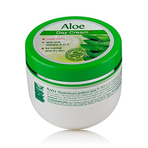 Aloe Moisturizing day cream with aloe vera for normal to dry skin