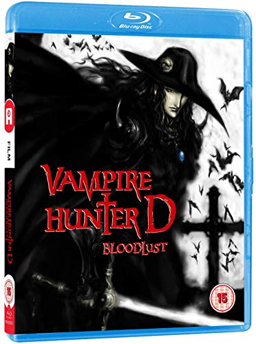 Vampire Hunter D: Bloodlust - Standard BD [Blu-ray]