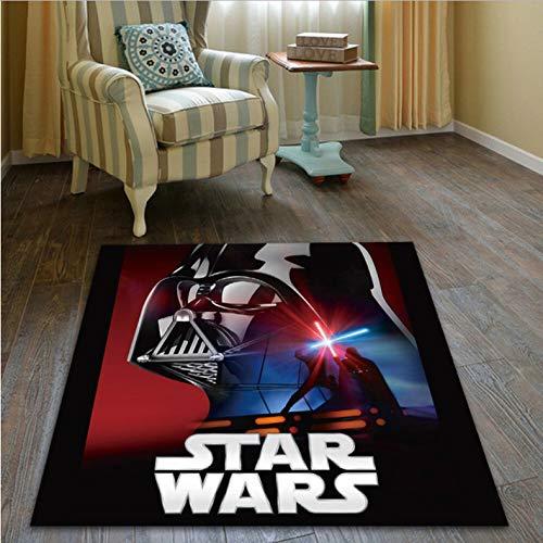 lili-nice Alfombras De Área Alfombra Grande De Star Wars He