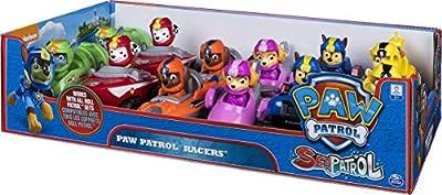 Paw Patrol Rescue Racers vehículo de juguete -Modelos Surtidos 1 unidad de Spin Master