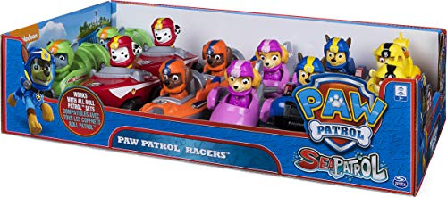 potente para casa Coche de juguete Foot Patrol Rescue Racer – 1 modelo diferente.