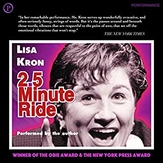 2.5 Minute Ride audiobook cover art