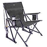 GCI Outdoor Kickback Rocker Portable Rocking Chair & Outdoor Camping Chair