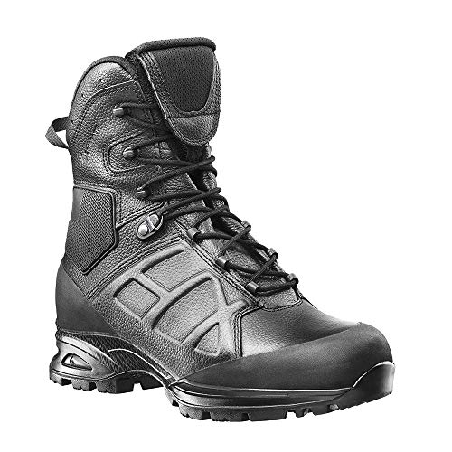 Haix Ranger GSG9-X Sportlicher Stiefel für Harte Einsätze, Schwarz, 44 EU