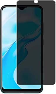 Vaxson Sekretess skärmskydd, kompatibel med Samsung Galaxy M01s, Anti Spy Film Guard [Inte härdat glas] Sekretessfilter